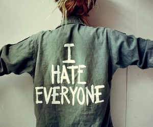 hate