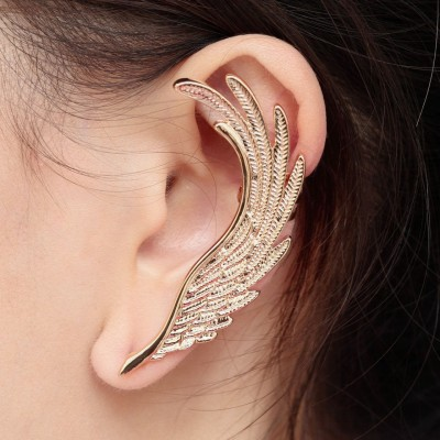 fashion, beautiful, sexy, ear cuffs, ear cuff earrings - inspiring picture on Favim.com