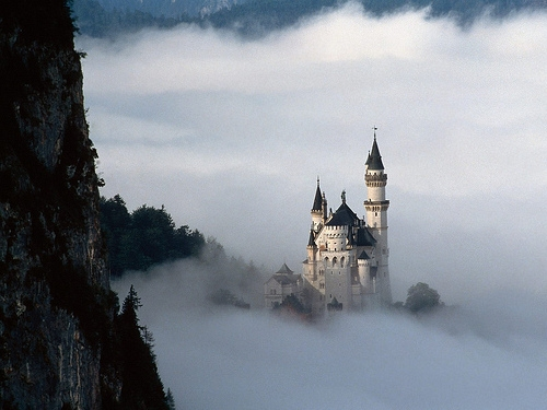 Fairy Tale Fantasy, Neuschwanstein Castle, Bavaria, Germany on Flickr - Photo Sharing!
