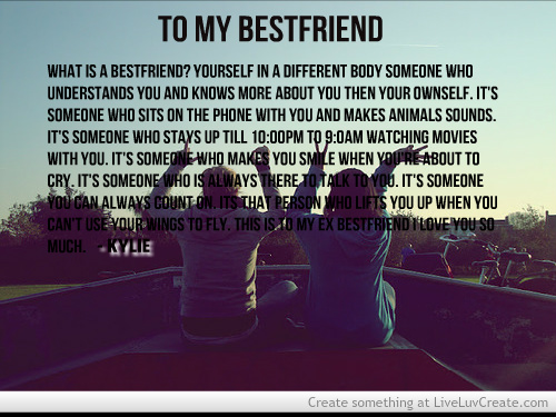 bestfriend quotes picture by kylie inspiring photos we