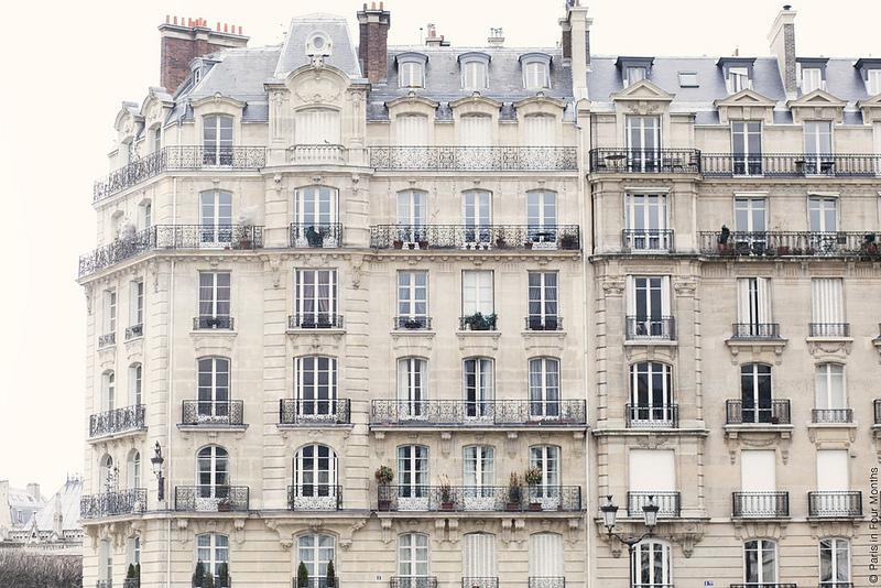 Gorgeous parisian architecture we heart it for Architecture parisienne