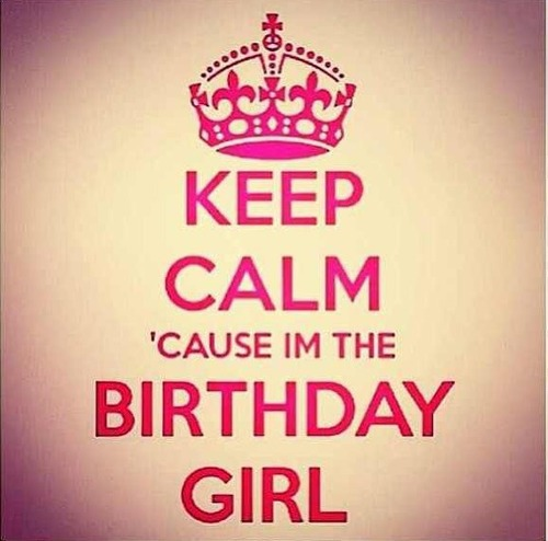 happy birthday to me! | via Tumblr | We Heart It