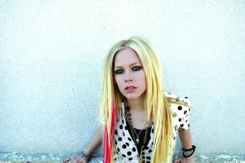 Before After: Avril Lavigne. photo 4