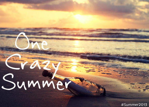 Twitter / IamMeJana: every summer has a story. we ...