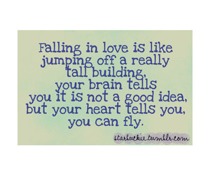 fallkng in love quotes