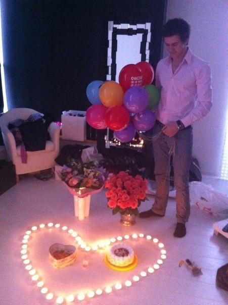 Sorpresa para mi novio en su cuarto imagui for Sorpresas para aniversario