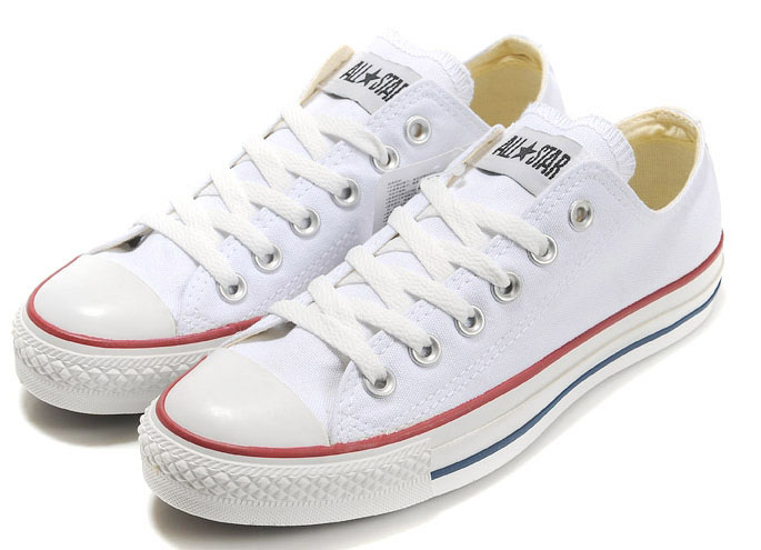 aba46af4acfe Boty Converse Chuck Taylor All Star Low White agenturasindy.cz