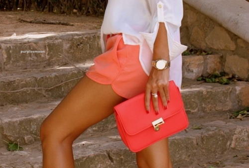 color inspiration: peach / KASS COCO!