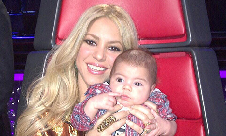 Shakira: baby, pregnant, news, photos, birth, songs, waka waka – HELLO! Online