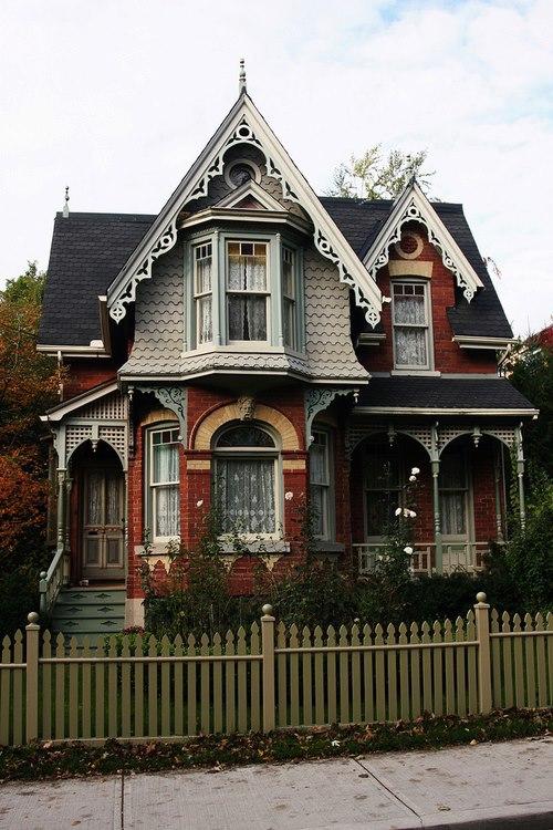 Casas estilo victorianas taringa Home run architecture