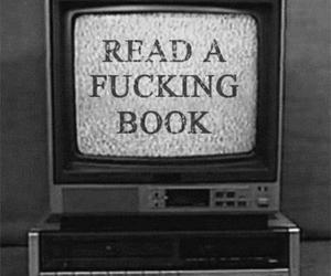 read a fucking book