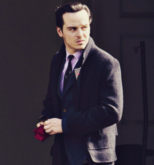 Moriarty | via Tumblr