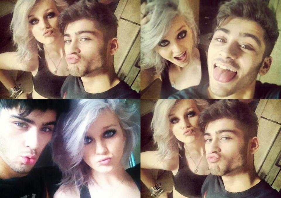 Zerrie Selfies Group of Aww zayn  amp perrie