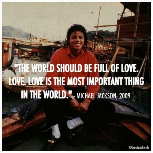Famous Quotes by Michael Jackson