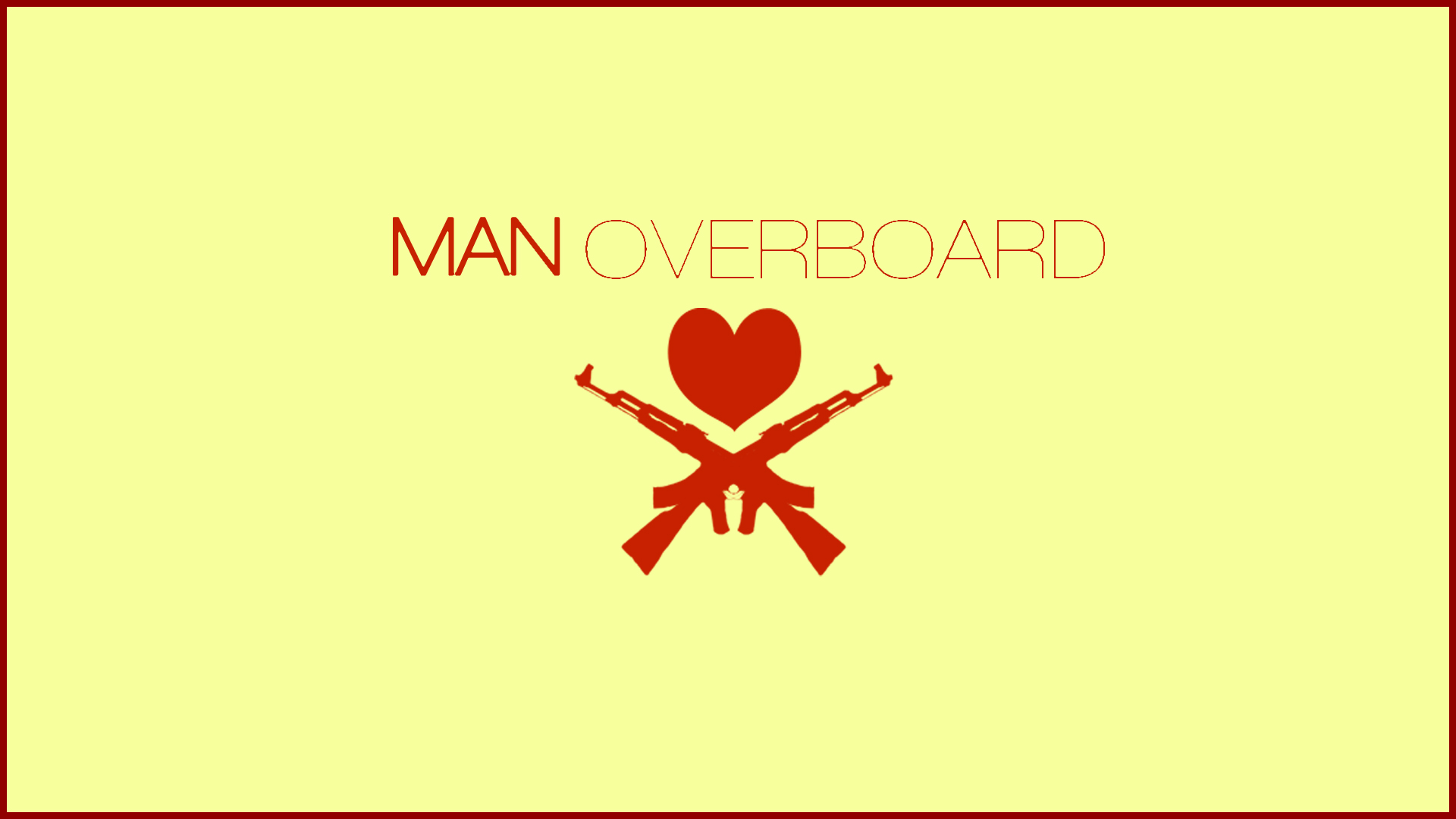 wallpaper man overboard - Pesquisa do Google | We Heart It