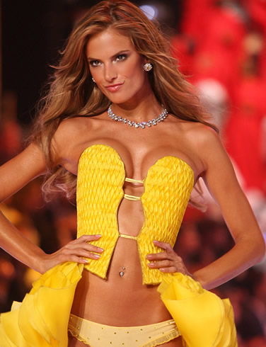 Alessandra Ambrosio Candy Lingerie 107