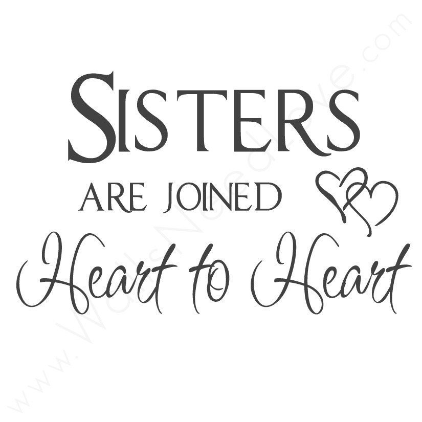 Group of sisters quotes Quotes For Sisters Love