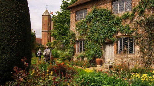 Sissinghurst Castle, Kent on Flickr - Photo Sharing!