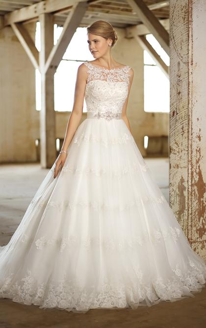 закрытые плечи свадебные платья фото | Фотоархив