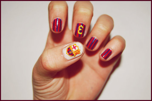 Fc_barcelona_nails_by_martinrivass-d33y7z0_large