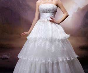 2013 new wedding dress