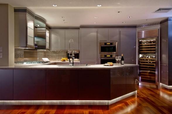 modern apartment kitchen   winda 7 furniture