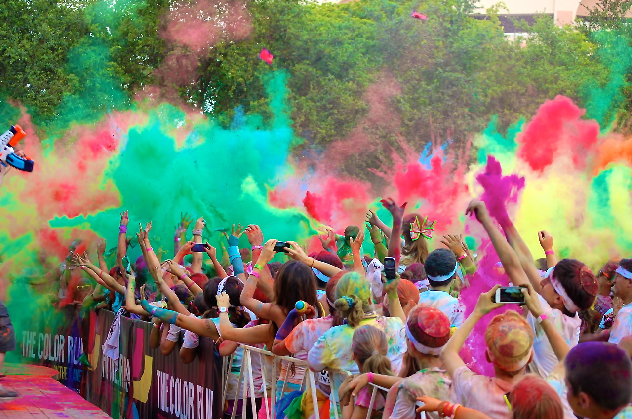color war by asaelmalik we heart it colors party