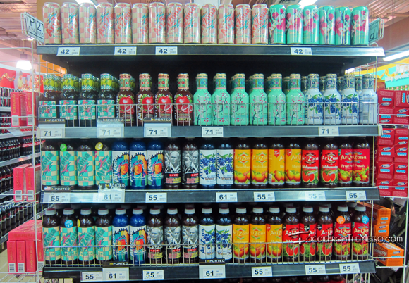 AriZona Iced Tea | Now in The Philippines! - Foodie from the Metro