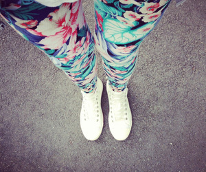 Leggins | via Tumblr