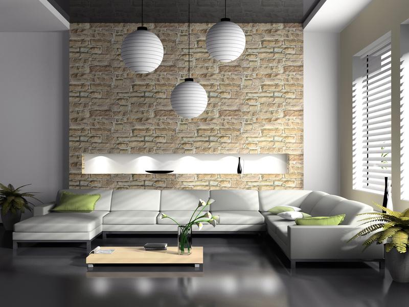 moderne Einrichtung aus einem Wohnzimmer | Interieur Design Tipps