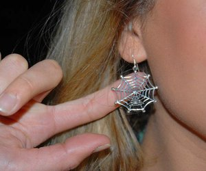 spider earings