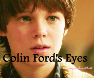 colin ford eyes