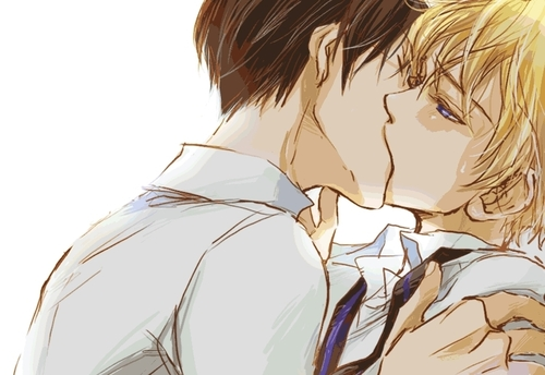 Credit Ouran Highschool Host Club Yaoi Doujinshi