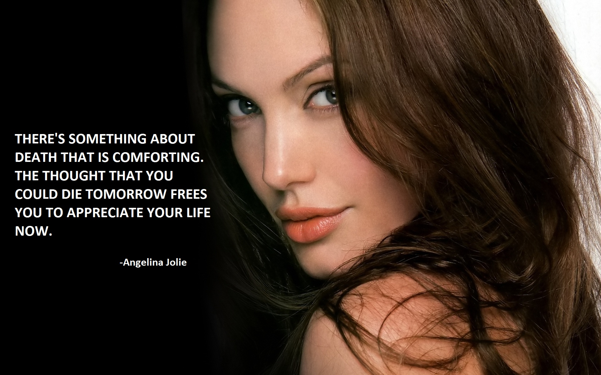 Angelina Jolie Quotes by N