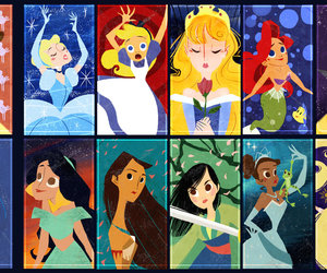Disney princess | via Tumblr