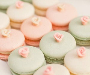✿macaroons✿ | via Tumblr