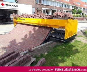 So that's how they make roads - FunSubstance.com