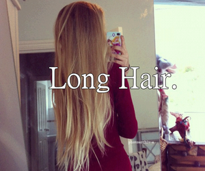 Long Hair.♥ | via Facebook