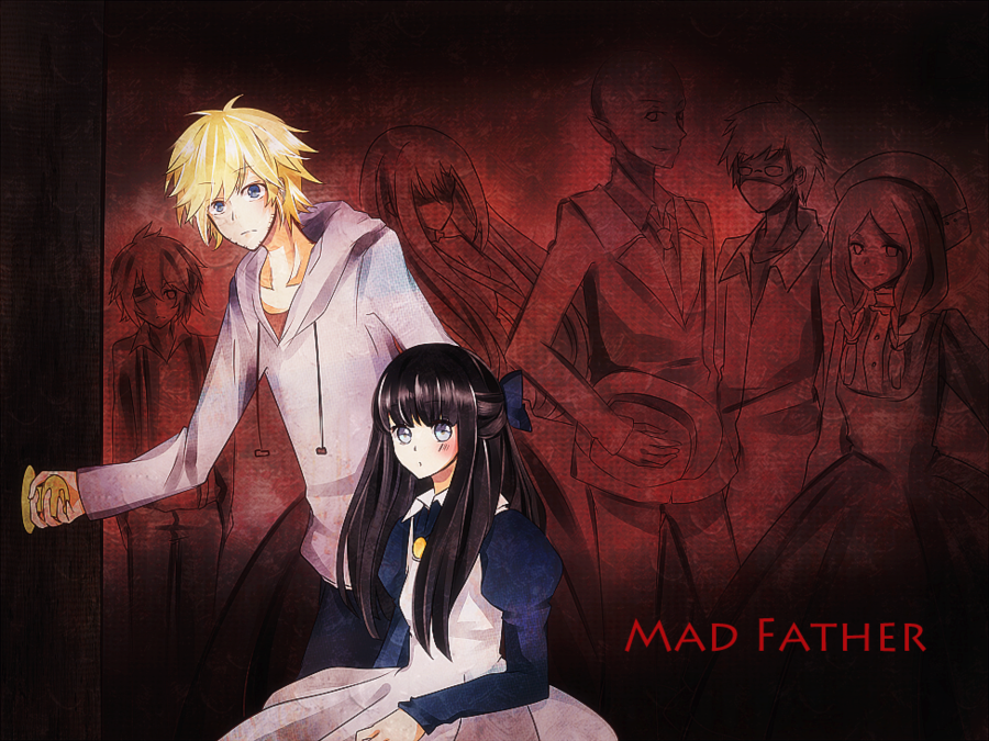 Gallery images and information: anime mad father aya
