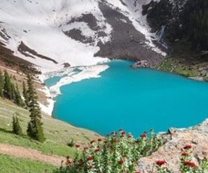 Blue Lake, Colorado! My favorite hike I'