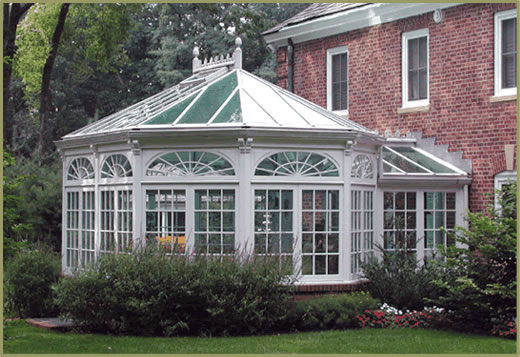 Classic victorian conservatory custom glass conservatory for Victorian sunroom designs