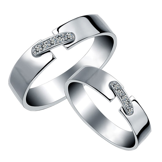 cool wedding rings for herwedding rings - Unique Wedding Ring Sets For Him And Her