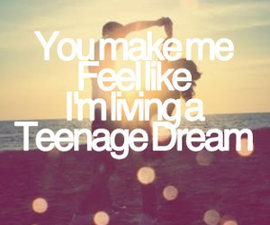 teenage dream