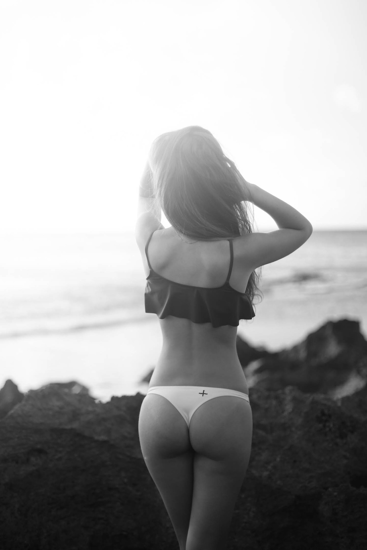 Фото стройных девушек со спины 11 фотография