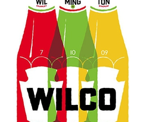 wilco band poster