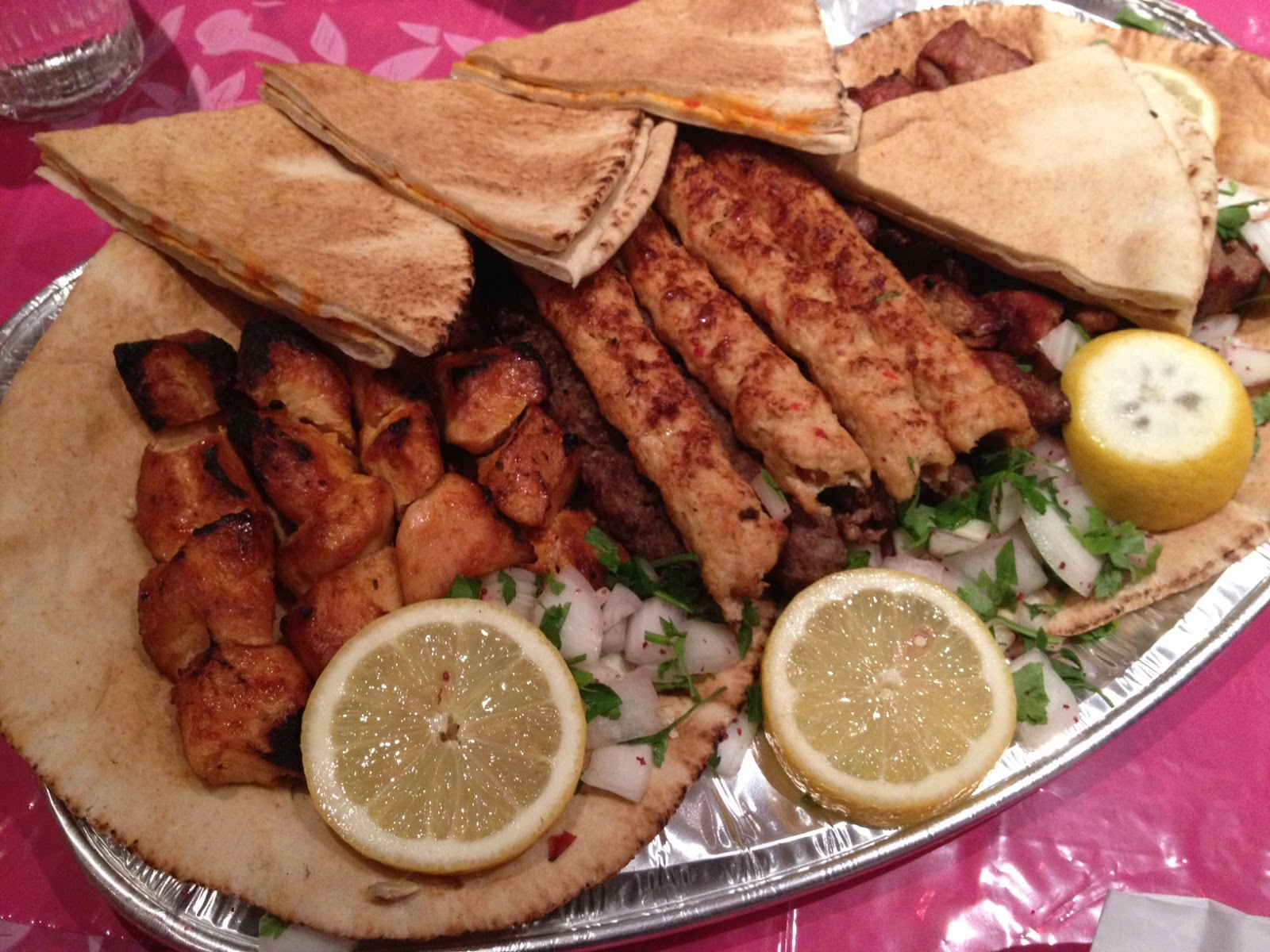 Image gallery saudi food for Arabian cuisine menu