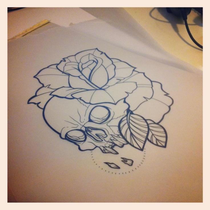 Sara Fabel Tattoo Designs