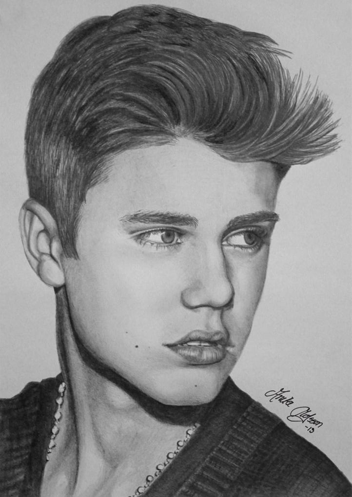 Justin bieber drawing s k p google we heart it justin bieber - Justin bieber dessin ...