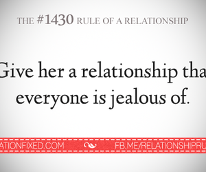 rules of a relationship