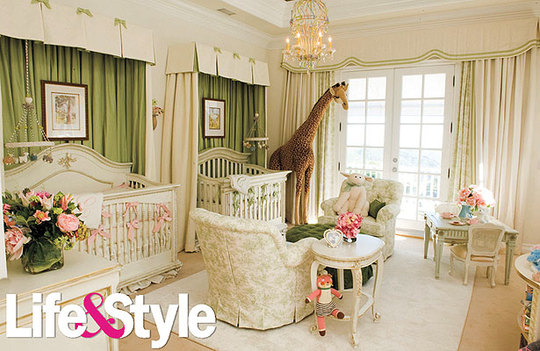 Awesome Chambre Luxe Bebe Pictures - House Design - marcomilone.com